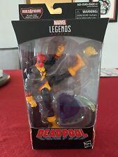 Marvel Legends Madcap Deadpool Sauron BAF Wave Case Fresh X-Men