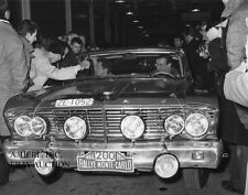 Ford Falcon Sprint 1965 Monte Carlo rally photograph photo rally racing winning