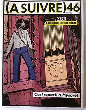 A SUIVRE... n°46; Ceppi; La malédiction de Surya
