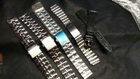 NOS CITIZEN watch bracelet 20mm P/O fishbone 17.5 18mm band NOS strap 19mm OEM