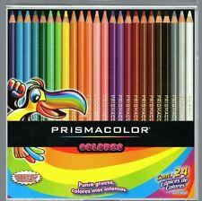 Color Pencils Prismacolor Bundle 24 Colors Pack  NEW*****FREE SHIPPING*******