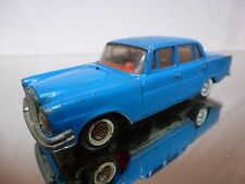 TEKNO DENMARK 726 MERCEDES BENZ 220 SE - BLUE 1:43 - GOOD CONDITION