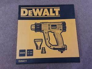 Dewalt Hot Air Gun D26411