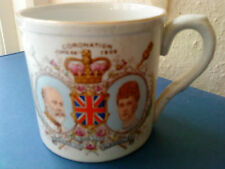 More details for shelley wileman mug featuring the coronation of edward vii & alexandra in 1902
