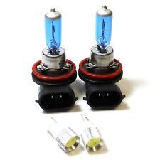 Mazda CX-5 KE H11 501 55w Super White Xenon Low/Slux LED Side Light Bulbs Set