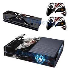 Anime Bleach Ichigo Vinyl Skin Decals Sticker Xbox One Console Kinect Controller