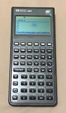 HP 48GX Calculator 128K RAM + TDS COGO Card
