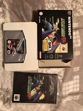 Lylat Wars - Nintendo 64 - N64 - PAL - ORIGINAL - USED