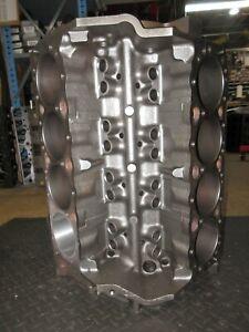 SBC 350 Bare Engine Block Casting Number  14093638 2 Bolt Main