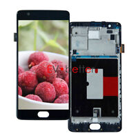CA LCD Display Touch Screen Assembly For Oneplus 3 | 3T A3000 A3010 + Frame