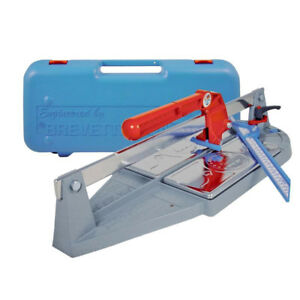 Montolit Minipiuma Manual Tile Cutter With Carry Case For Kitchens, Bathrooms