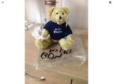 Mini Boden Jointed Teddy Bear with Embroidered Jumper Collectable BNWT (B4)