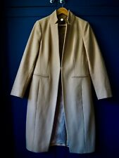 M&S Autograph ladies wool camel coat, size 12, very good condition