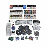 Board Games--Star Trek - Frontiers: The Return of Khan Board Game Expansion