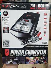 Schumacher Xi75Du 750W/150 Peak Watts Power Converter *Brand New & Sealed*