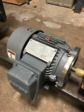 1 HP TC Frame chemical Duty Siemens Motor Footed 1750 & 3600 RPM