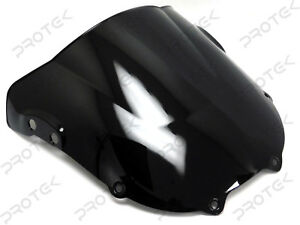SMOKED WINDSCREEN FOR 98-99 HONDA CBR900RR 1998-99 WINDSHIELD