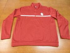 Oklahoma Sooners Team Issued Nike Tour Performance Golf  Pullover Sweatshirt