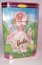 Little Bo Peep Barbie Doll Children's Collector Series 14960 Mattel 1995