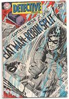 Detective Comics 378 DC 1968 FN Batman Robin Newspaper Elongated Man