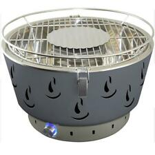 ACTIVA Grill Tischgrill AIRBROIL JUNIOR Grau, Holzkohlegrill, 1B Ware