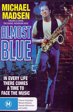 ALMOST BLUE Michael Madsen DVD R4 NEW / Sealed - PAL