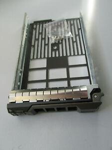 "Dell 3,5"" SAS - SATA Hot Swap HDD Rahmen - Caddy 0F238F 0X968D NEU + Schrauben"