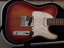Fender American Deluxe Telecaster Cherry Burst 2005 w/OHSC