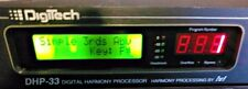 Digitech DHP-33 Harmonizer