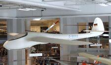 Akaflieg Stuttgart FS-24 Phonix Sailplane Airplane Desktop Wood Model Large New