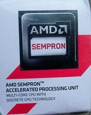 AMD SD2650JAHMBOX Sempron 2650 1.45GHz Dual-CoreHHeat Sink Fan-Sealed Package