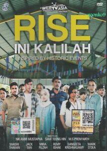 Rise: Ini Kalilah DVD (2018) Malaysia Movie _English Sub_ All Region_ Remy Ishak