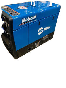 *Barely Used* Miller Bobcat 250 Engine Welder