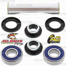 All Balls Rear Wheel Bearing Upgrade Kit For KTM EXC 125 2002 Motocross Enduro