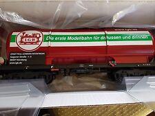 LGB 44830 4-Achs Drehgestell Kesselwagen, Einmalige Sonderserie mit Besonderheit