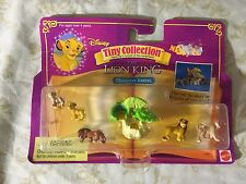 "POLLY POCKET Tiny Collection Disney LION KING Figures ""RARE"" Character Extras"