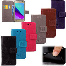 For Samsung Galaxy Grand Prime Plus/J2 Prime G532 Flip Leather Case Wallet Cover