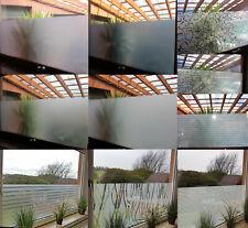 6,67?/m² Sichtschutzfolie Milchglasfolie Design Dekorationsfolien Fensterfolie