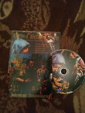 GRAND BELIAL'S KEY-judeobeast assassination-CD-black metal