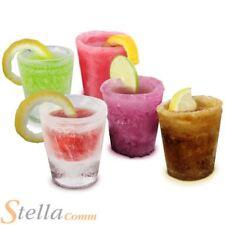 4x FROZEN HIELO VASOS DE CHUPITO Molde de gelatina fiesta juego de beber