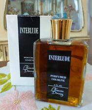 VTG NIB 1960s Frances Denney INTERLUDE Perfumed Cologne Splash HUGE 4 Oz 120ml