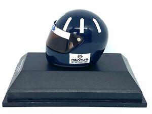 1:8 scale Minichamps Damon Hill Arrows F1 Diecast Helmet from 1997