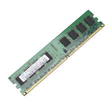 New 2GB PC2-5300 667Mhz DDR2 240Pin M470T5663QZ3-CE6 Low Density SDRAM Memory