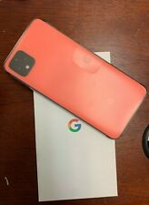 Google Pixel 4 XL G020J - 128GB - Oh So Orange,  Unlocked PHONE ONLY
