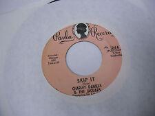 Charley Daniels Middle OF A Heartache/Skip It 45 RPM Paula Records VG+