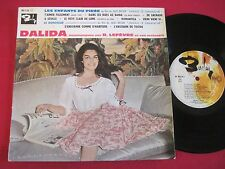 "RARE FRANCE 10"" LP - DALIDA - R. LEFEVRE - LES ENFANTS DU PIREE - BARCLAY 80125"