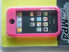 Pink Color Soft Silicone Skin Case Cover for Apple iphone 3 , 3G , 3GS