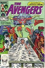 The Avengers Comic Book #240, Marvel 1984 FINE+ NEW UNREAD