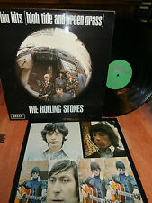 "the rolling stones""big hits""lp12""1966-or.poch/dble+poster.deccatxs101rare export"