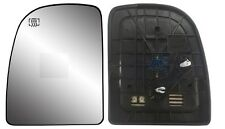 2002-2007 Ford F250 F350 F450 F550 Driver Side Heat/Power Mirror Glass w/Backing